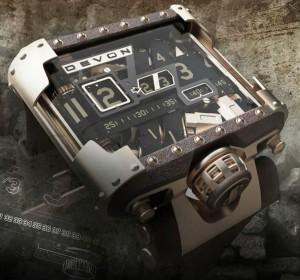 Steampunk Devon Tread 1 Watch