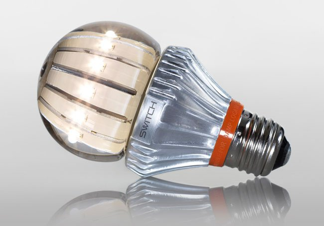 Switch Lighting Liquid Cooled LED Bulbs