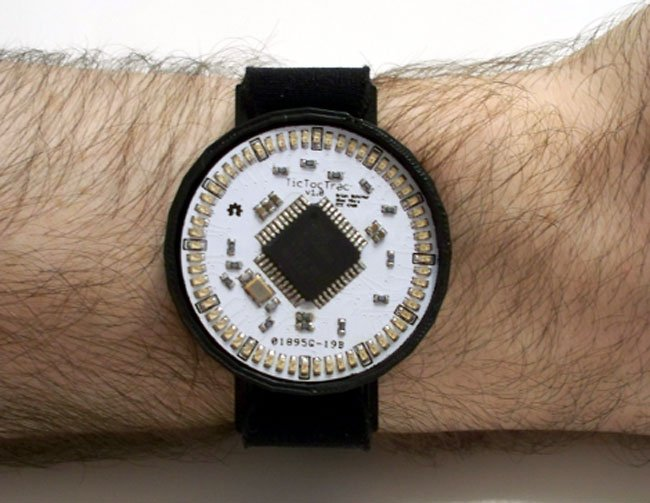 TicTocTrac watch