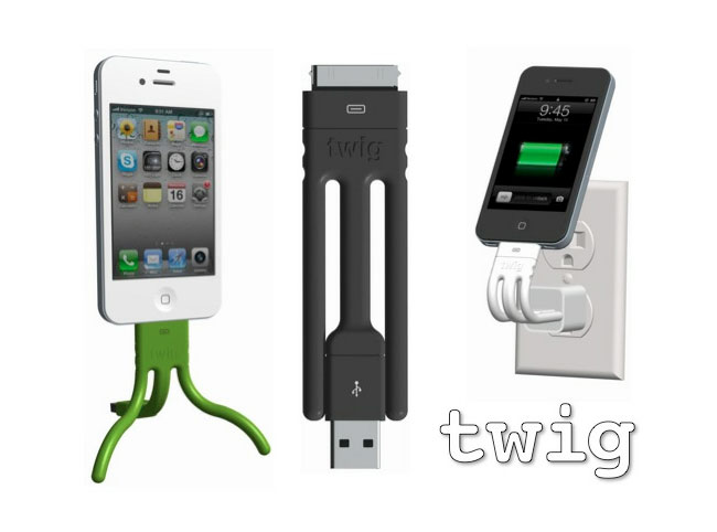 Twig iPhone Charger