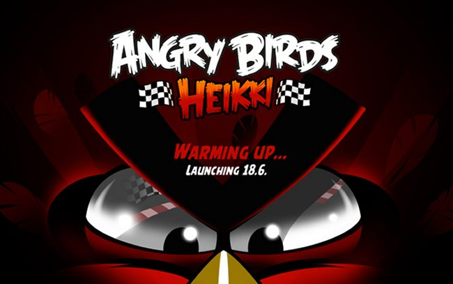 Angry Birds Heikki: New Rovio racing game out next month