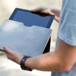 Fine Grain iPad Case