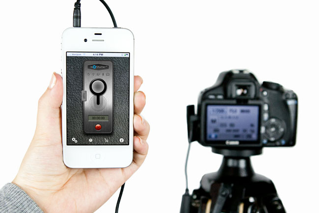 ioShutter Camera Remote