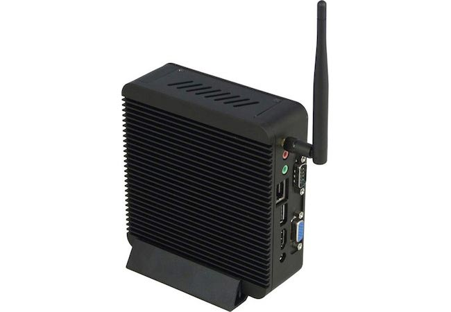 J&W M001 Fanless Cedar Trail Nettop Announced