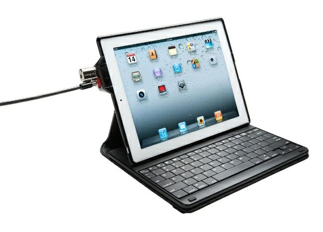 Kensington unveils KeyFolio Keyboard Security Case & Lock for iPad 2