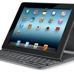 Logitech Solar Keyboard Folio For iPad Announced