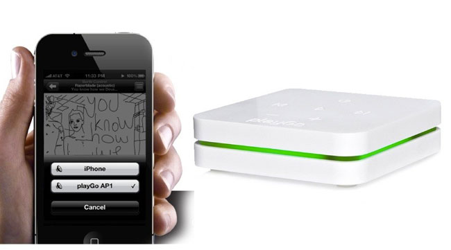playGo AP1 AirPlay Receiver