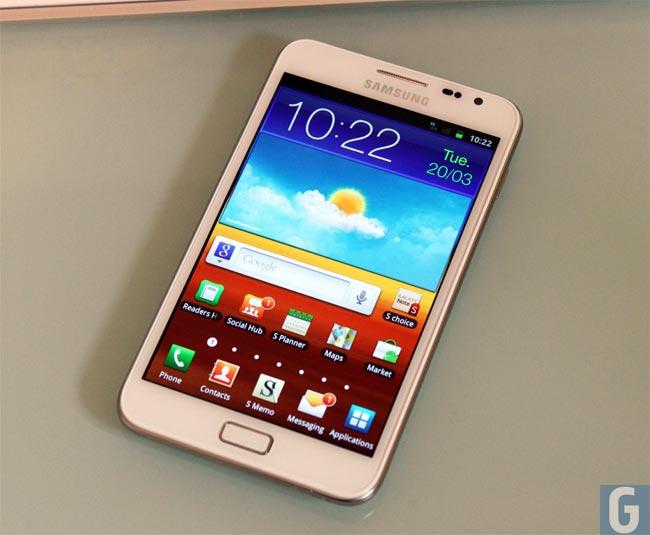 Samsung Galaxt Note