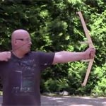 Joerg Sprave's Slingshot Bow And Arrow (Video)
