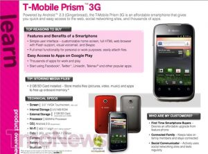 Huawei Prism Headed To T-Mobile May 6th