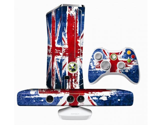Union Jack Xbox