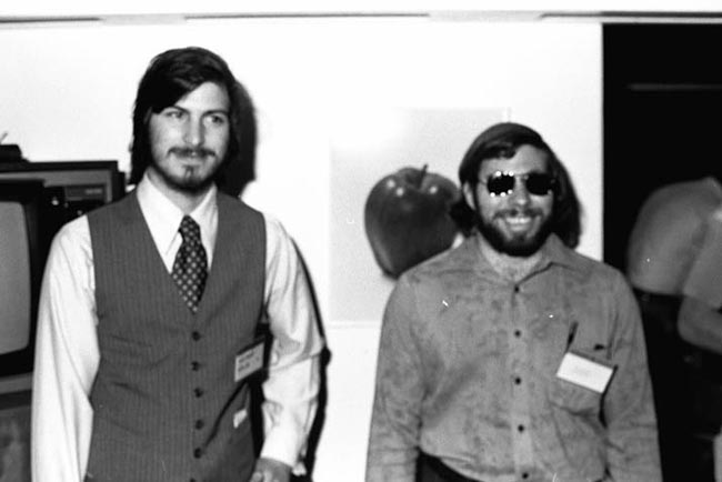 Woz Working With Sony On Steve Jobs Movie