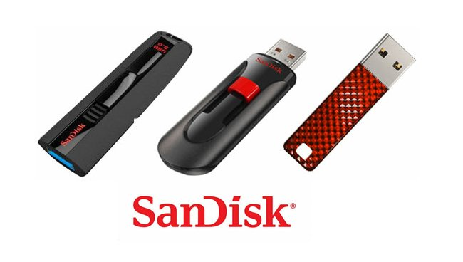 Sandisk flash drive password recovery