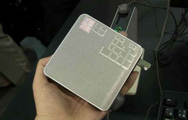 AMD LiveBox Mini PC