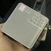 AMD LiveBox Mini PC (video)