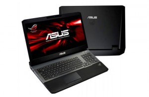 Asus ROG G74VW Gaming Notebook Equipped With 802.11ac