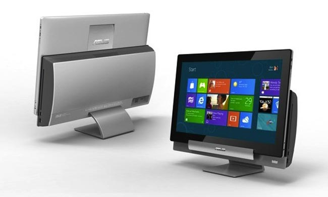 ASUS Transformer AiO, Android and Windows 8 in One Device