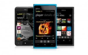 Audible Windows Phone