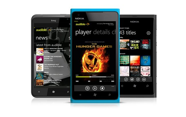 Audible Windows Phone