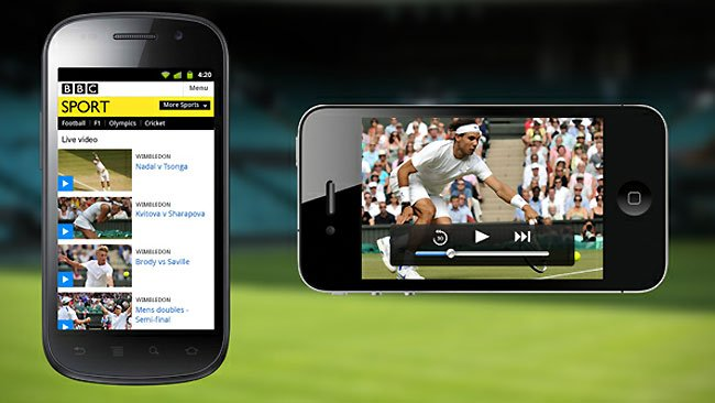 BBC 3G Sports