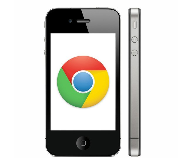 Chrome iOS App