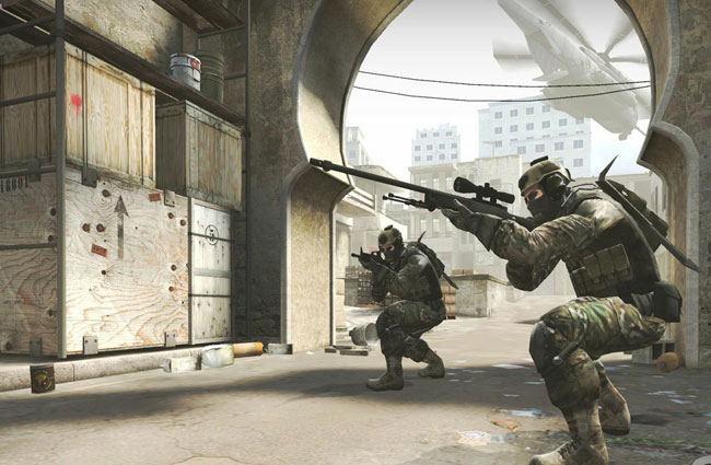 Counter-Strike : GO