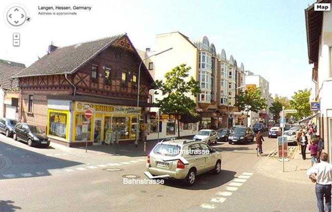 DIY Street View Kit