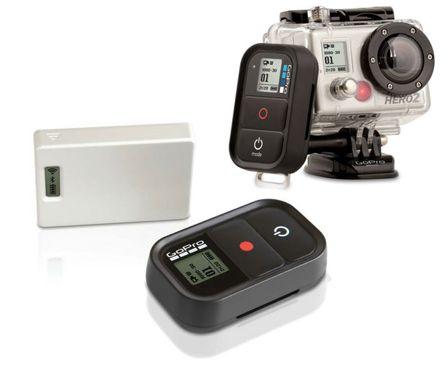 GoPro WiFi BacPac And Remote