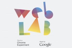 Google Web Lab Building 5 Chrome Installations At The London Science Museum (video)