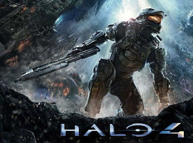 Halo 4 Official E3 Trailer Video