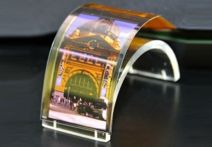 Sharp Unveils Paper Thin IGZO LCD And OLED Displays
