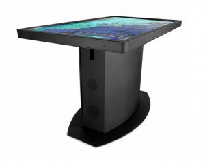 Ideum Platform Touch And Pro Multi-touch Tables Unveiled
