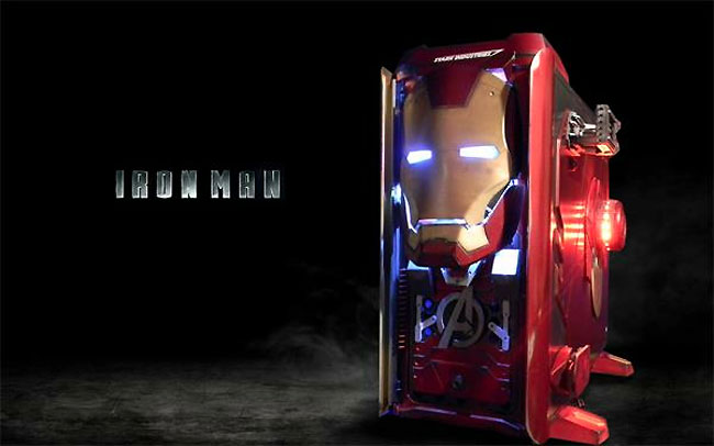 Ironman case mod