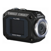 JVC GC-XA1 ADIXXION Action Cam Introduced