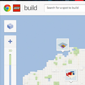 Lego And Google Launch Chrome Lego 3D Building App (video)