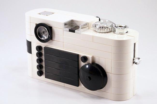 Lego Leica M8