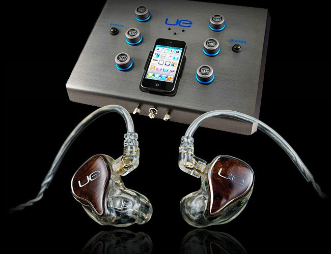 Logitech Ultimate Ears Personal Reference Monitors