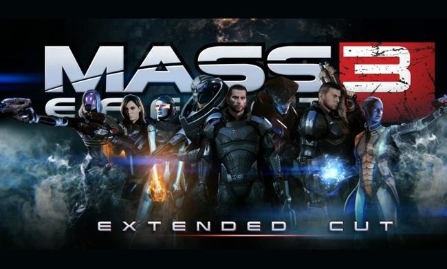 Mass Effect 3 Extended Cut Endings