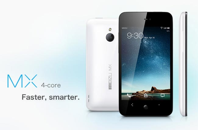 Meizu MX Quad Core Launching June 30th