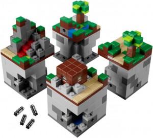 Minecraft Lego Kit Review