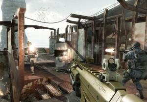 Modern Warfare 3 Face Off Mode