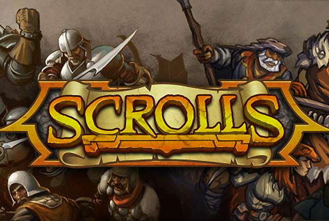 Mojang Scrolls