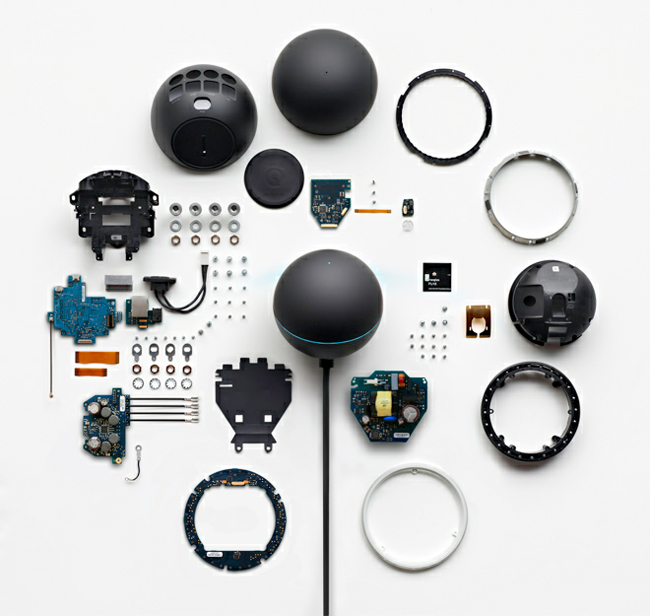 Nexus Q Teardown