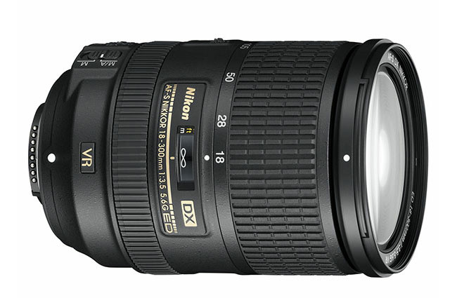 Nikkor 18-300mm VR All-in-One High Power Zoom Lens Unveiled