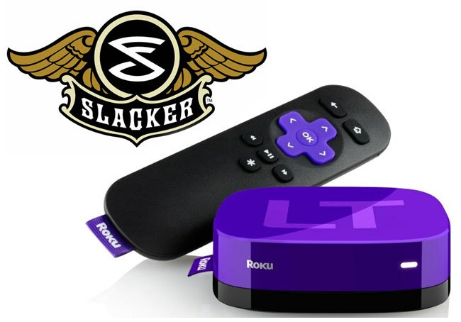 Roku Slacker Radio