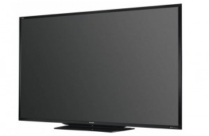 Sharp Launches Massive 90 Inch 1080p HDTV For $11,000