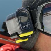 Sony Action Camera Prototype Unveiled