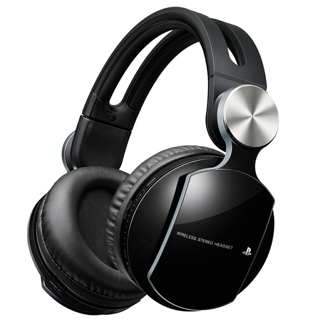 Sony Pulse Wireless