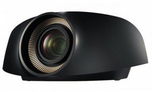 Sony Unveils 4K Home Cinema Projector
