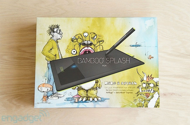 Wacom Bamboo Splash